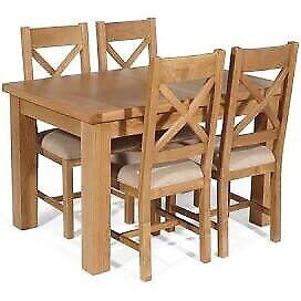 Dining Table 6 Chairs Cruz By Scs In Bingham Nottinghamshire Gumtree