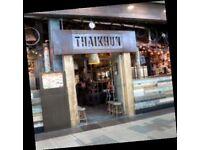 Waiting on Staff - Thaikhun Metrocentre!