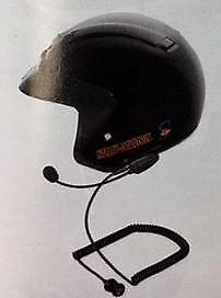 Harley Davidson Premium Stereo Helmet Headset 77147-98A
