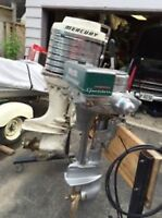 Antique & Classic Outboard Motor Sale