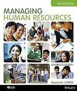 Managing Human Resources Stone