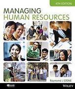 Managing Human Resources Stone