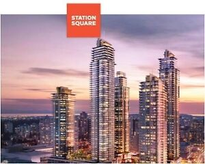 STATION SQUARE - final 2 towers - VIP early access - METROTOWN