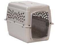 Cage PETMATE grand chien-transport-aprentissage excellent etat