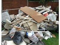 Get rid rubbish clearance/house clearance