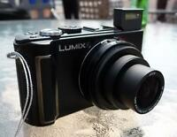 Panasonic DMC-LX3 Digital Camera with 24mm Wide Angle MEG