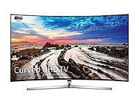 SAMSUNG UE65MU9000 65 Inch Smart 4K Ultra HD Premium HDR 1000 Curved LED TV