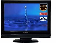 "Akura 24"" flat screen TV with freeview"