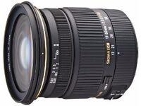 Nikon fit Sigma 17-50mm F2.8 OS Lens