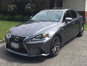 2016 Lexus IS IS 300 F Sport 2 Sedan