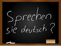 Professional and Private German Lessons