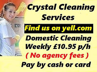 Domestic Cleaning * End of Tenancy Cleaning from £65.00 * Carpet Cleaning from £20.00