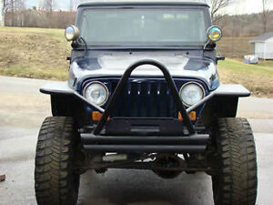"Jeep CJ/YJ/TJ Tube Fender DIY kit (from 2"" to 6"" flare)"