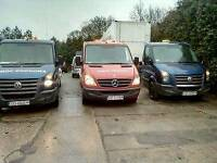 Mercedes Sprinter Recovery LHD 2007 3.0 CDI V6