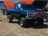 93 step side gmc