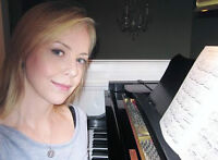 Private Music Lessons - Register NOW