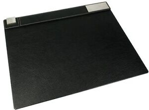 London-Designs-Black-Real-Leather-Desk-Mat-RRP-34-95-48035