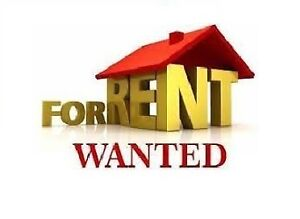 LOOKING FOR 2 OR 3 Bedrooms Townhouse/Walkout Basement/Bunglow