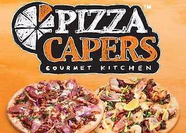 Pizza capers - Franchise Business Opportunity – Western Suburbs