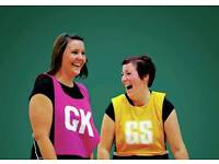 Friendly netball leagues Bournemouth and Poole