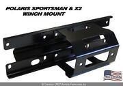 Polaris Sportsman 800 Winch