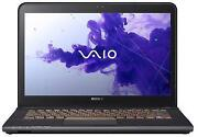 Sony Vaio Laptop New