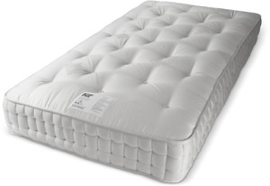 Twin mattress no boxspring