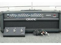 Guitar Amp Amazing sounding Crate GT1200H Half Stack for sale !! Mint Condition :)
