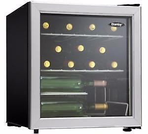 Refroidisseur à vin 17 bouteilles, Danby (DWC172BLPDB)