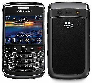 RIM NHBB9700 Blackberry Bold 9700 Telus GSM Smartphone - Black