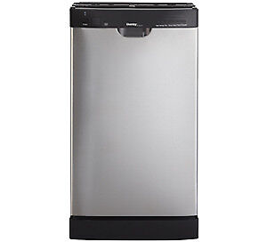 18 Inch dishwasher