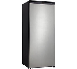 BLEMISH SPECIAL - 11 CUBE STAINLESS ALL FRIDGE