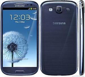 Téléphone cellulaire Samsung S3