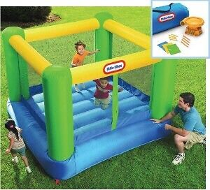 Little Tikes Bouncy Castle