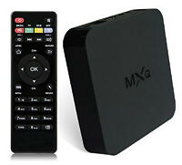 LIQUIDATION ★MXQ ANDROID TV BOX★4K 1080P★QUAD CORE★FULLY LOADED!