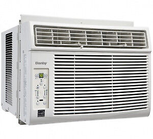 Window Air Conditioner - 8000 BTU