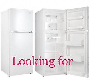 Looking for smaller / apartment size fridge
