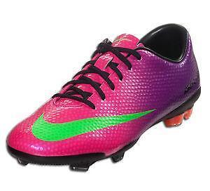 Nike Fußballschuhe Weiß Pink