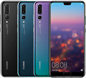 Huawei P20 Pro  Unlocked and Sealed Brandnew (Retail $1129)