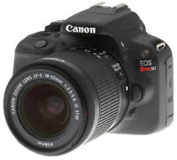 Canon EOS Rebel SL1 for sale/ similar to T4i + 18-55mm lens