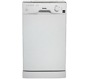 DANBY BUILT IN 18 INCHES DISHWASHER - NO TAX -