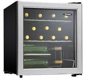 Danby 17 Bottle Wine Cooler - DWC172BLPDB - $120