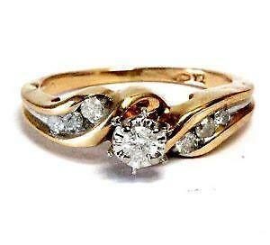 Estate Diamond Ring | eBay