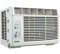 DANBY AIR CONDITIONER - ORIGINAL BOX - ALMOST NEVER USED - $400