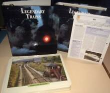 TRAINS RAILWAY LEGENDS ATLAS EDITION Quakers Hill Blacktown Area Preview