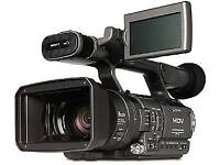 Sony HDR FX1 camcorder