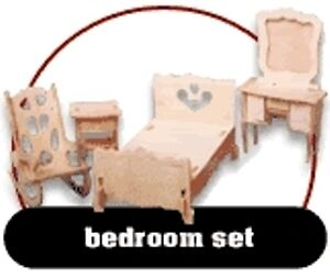 Dollhouse Furniture Sets 29 pc's Kawartha Lakes Peterborough Area image 5