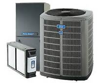FURNACE AND AIR CONDITIONER FROM $2225
