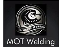 The Metal Monkey, restoration /MOT welding all makes and models