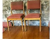 **£10** G-Plan chairs (6 Available)